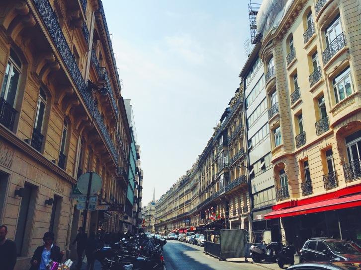 A corner of Paris