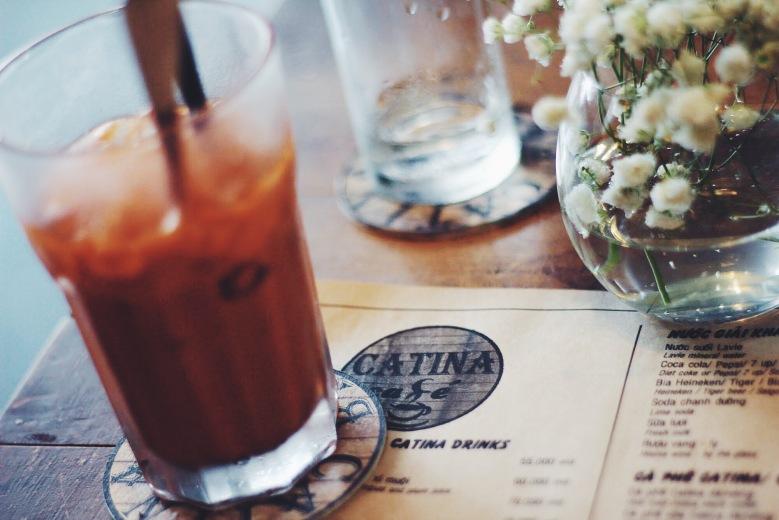 Thai Milk Tea, Catina Cafe