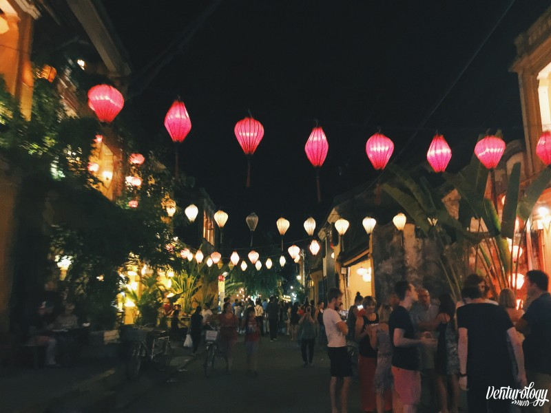 Beautiful lanterns.