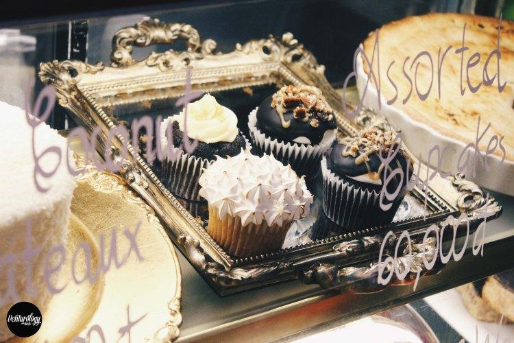 Villa Royale's cupcakes