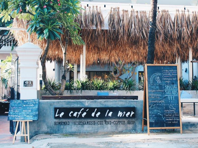 Le Cafe de La Mer
