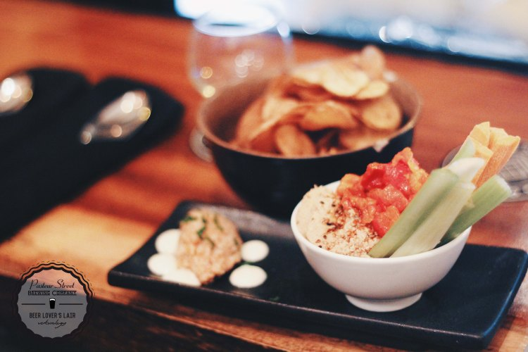 Bar Snacks, healthy, don't worry.