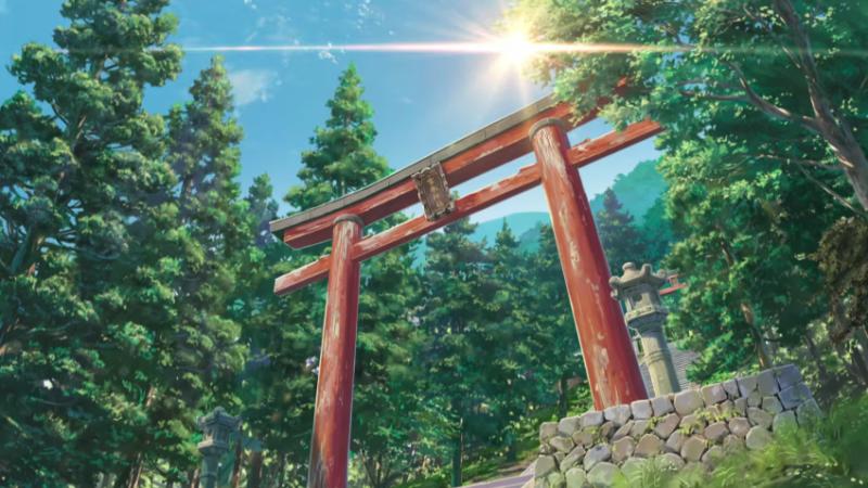 Những Địa Danh Xuất Hiện trong Tuyệt phẩm Anime Kimi no Na Wa / Your Name
