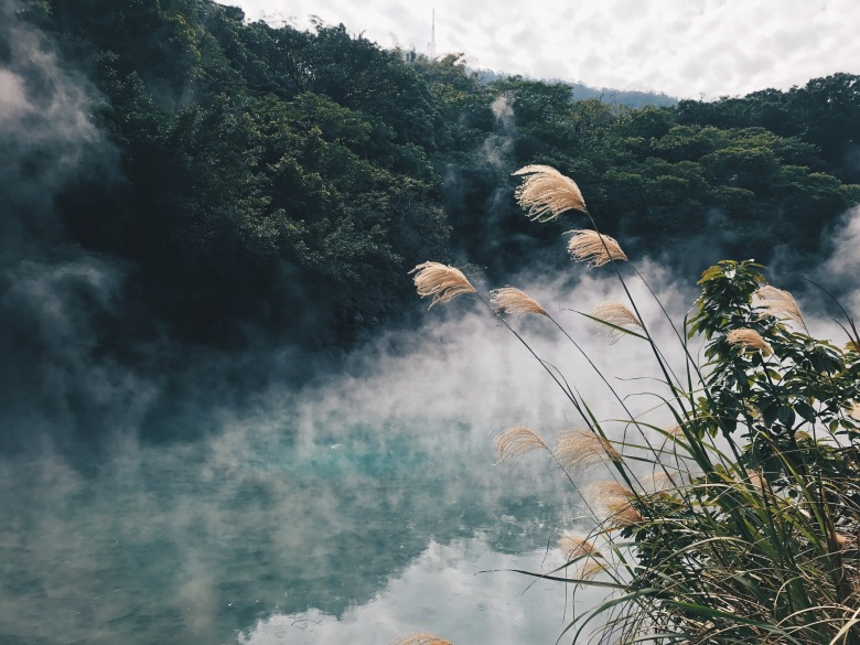 Khung cảnh thần tiên tại Thung lùng Nhiệt ở Beitou