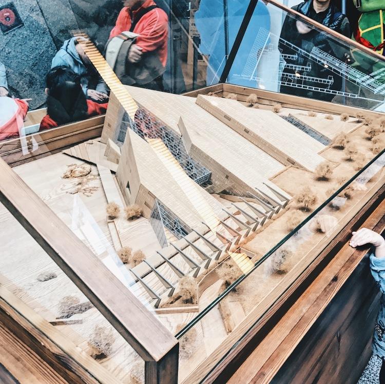 Mô hình bảo tàng Lanyang