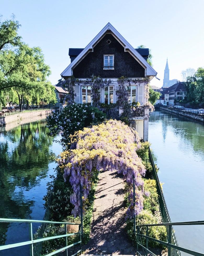 Strasbourg, Alsace, France | Vùng Alsace, nước Pháp