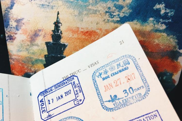 Miễn visa Đài Loan | Taiwan Visa Exemption