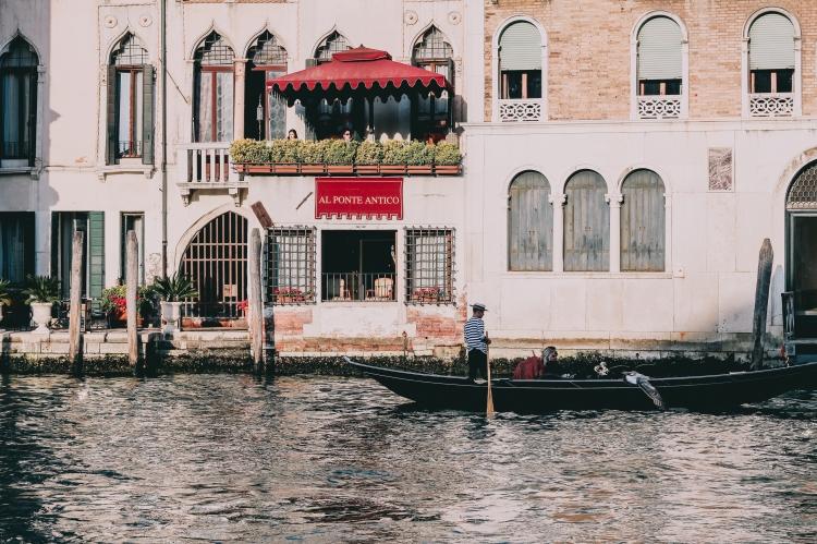 Gondola Venice Italy