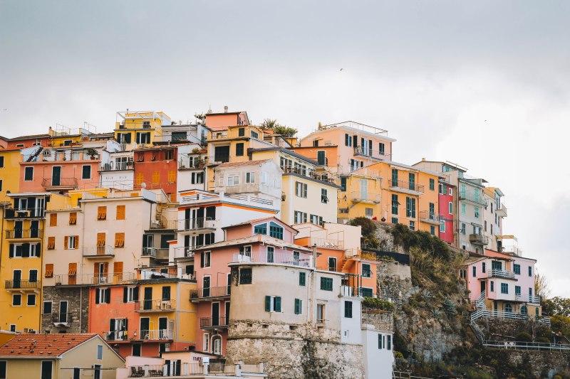 Manarola Cinque Terre Italia