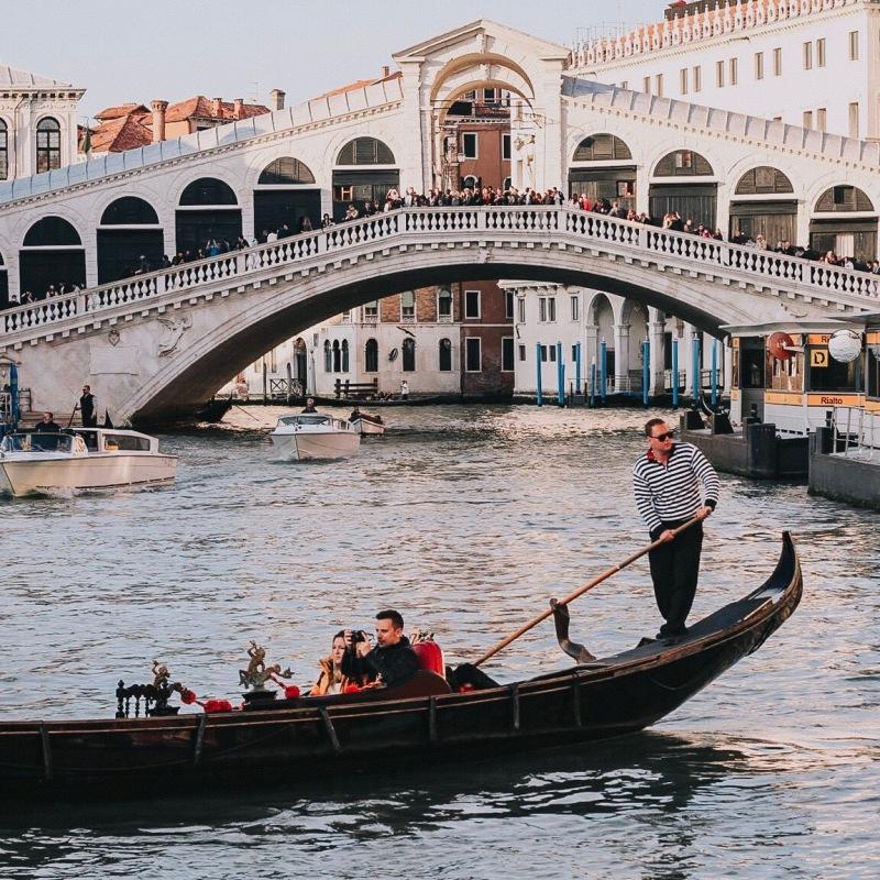 Rialto Bridge Gondola