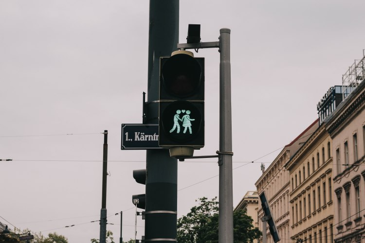 Vienna Traffic Light Love
