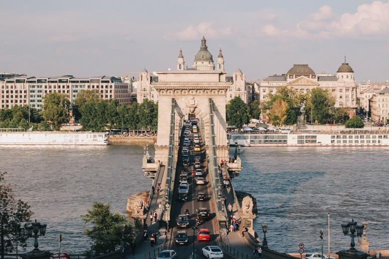 Budapest Chains Bridge