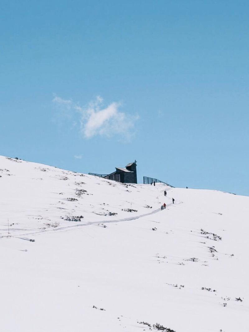 Dachstein Snow Field