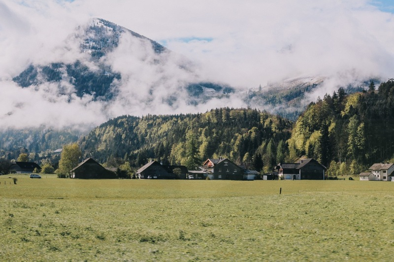 Hallstatt scenery