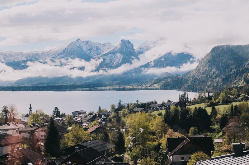 Hallstatter See Landscape