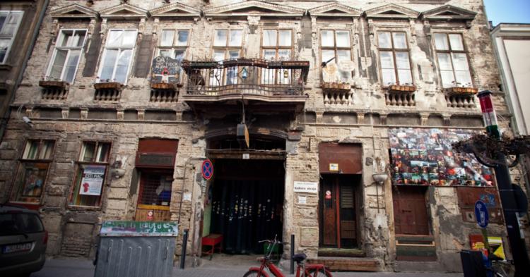 Szimpla Ruin Bar Budapest 1