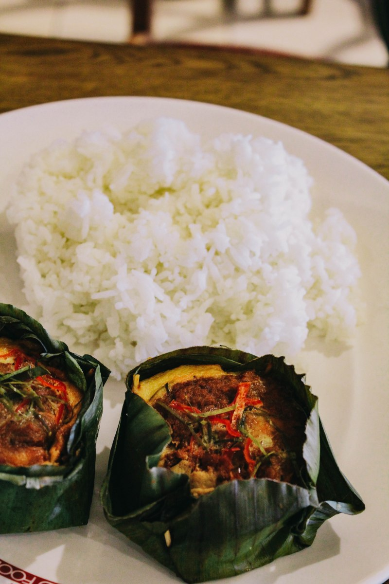Fish Amok Cambodia