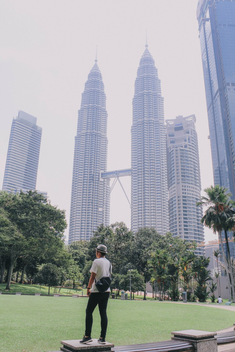 KLCC Petronas Twin Towers