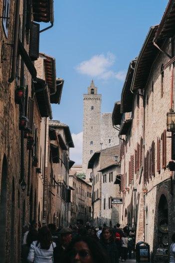 San Gimignano Town