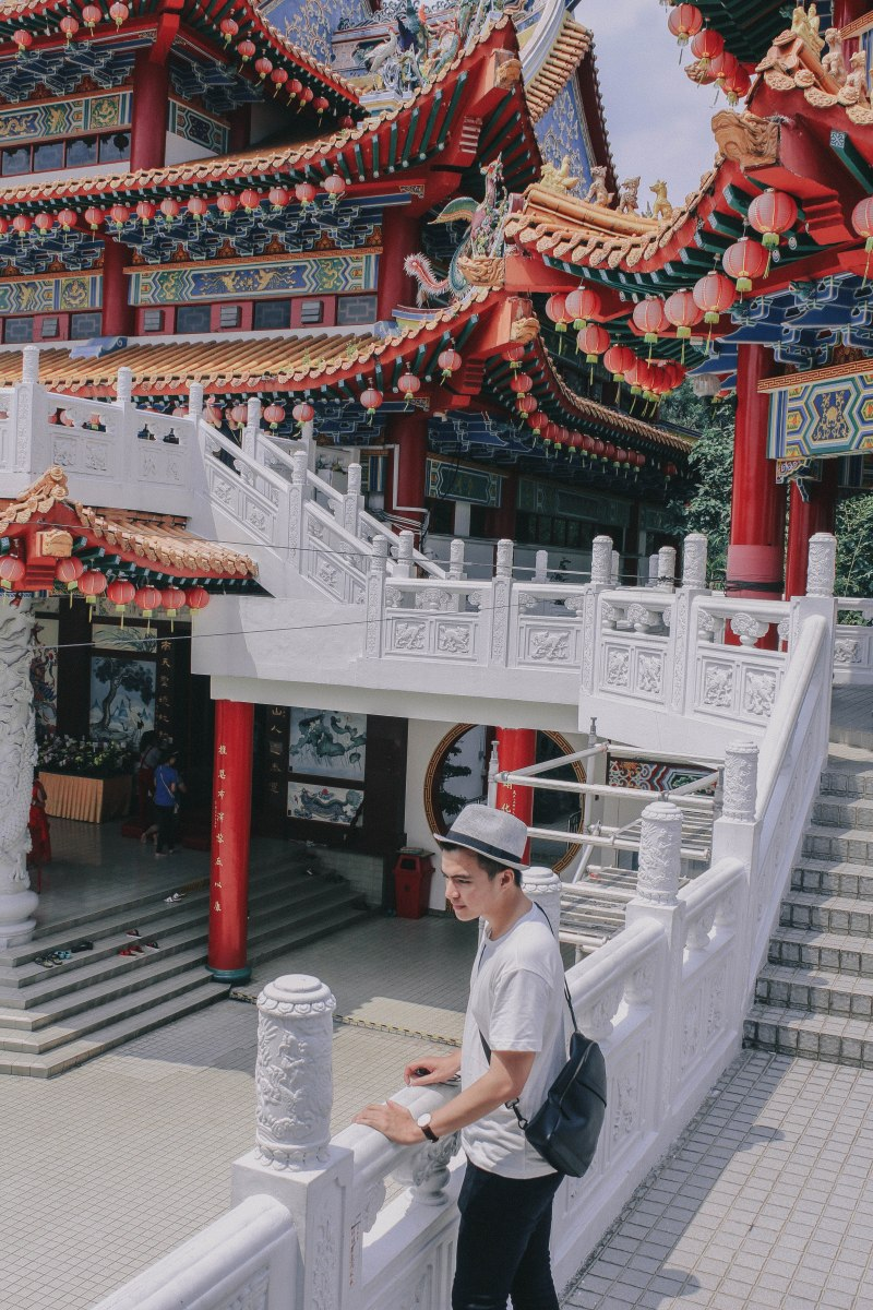 Thean Hou Temple Kuala Lumpur Chùa Thiên Hậu Malaysia Lý Thành Cơ 2