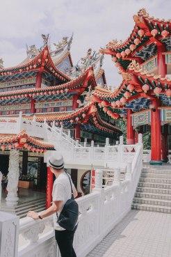 Thean Hou Temple Kuala Lumpur Chùa Thiên Hậu Malaysia Lý Thành Cơ 3