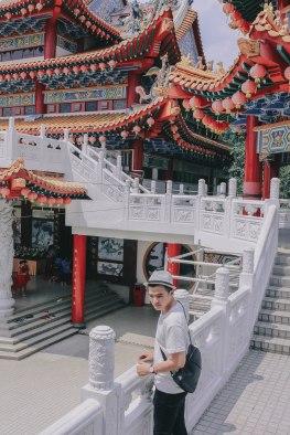 Thean Hou Temple Kuala Lumpur Chùa Thiên Hậu Malaysia Lý Thành Cơ