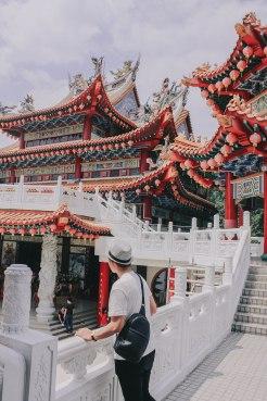 Thean Hou Temple Kuala Lumpur Chùa Thiên Hậu Malaysia