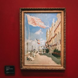 Bảo tàng d'Orsay Pháp Paris Musee d'Orsay bức hoạ của Monet