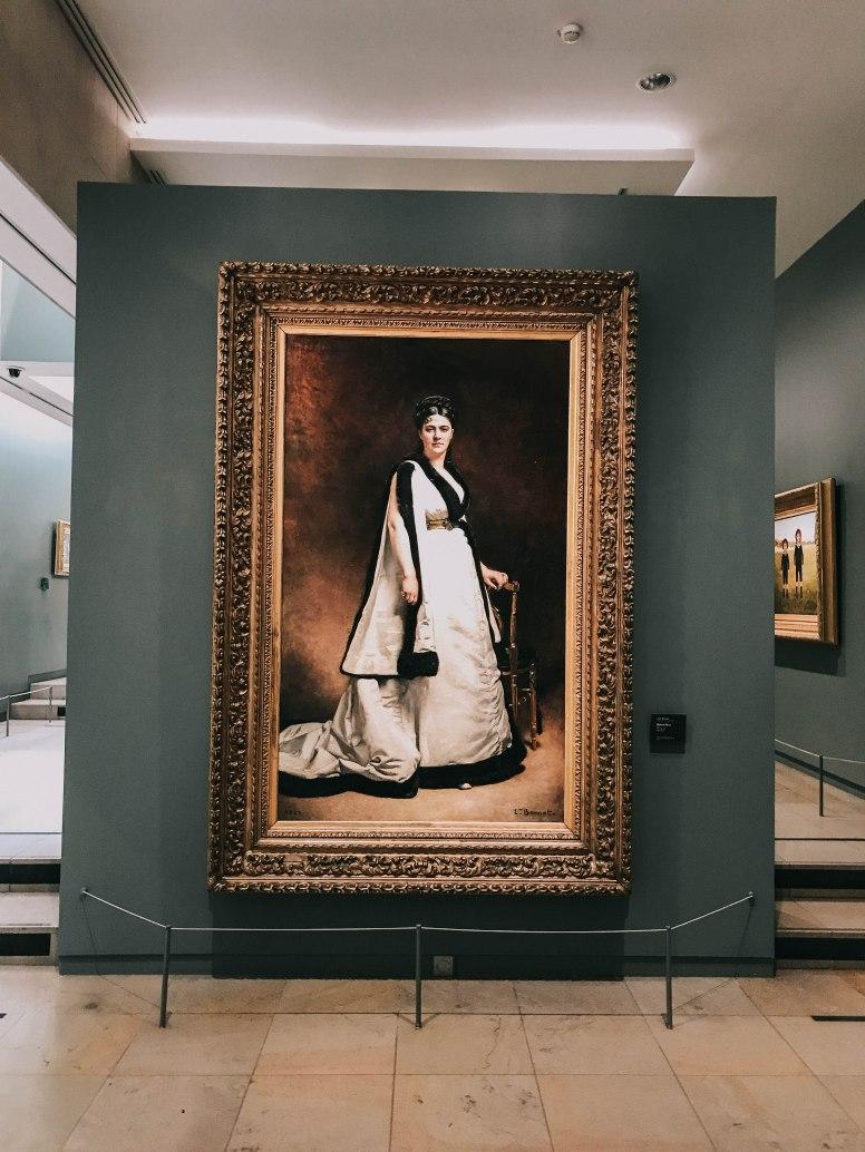 Bảo tàng d'Orsay Pháp Paris Musee d'Orsay painting 2