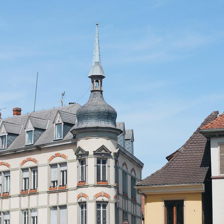 Alsace Colmar, nước Pháp, France