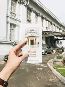 Ho Chi Minh Museum Brochure