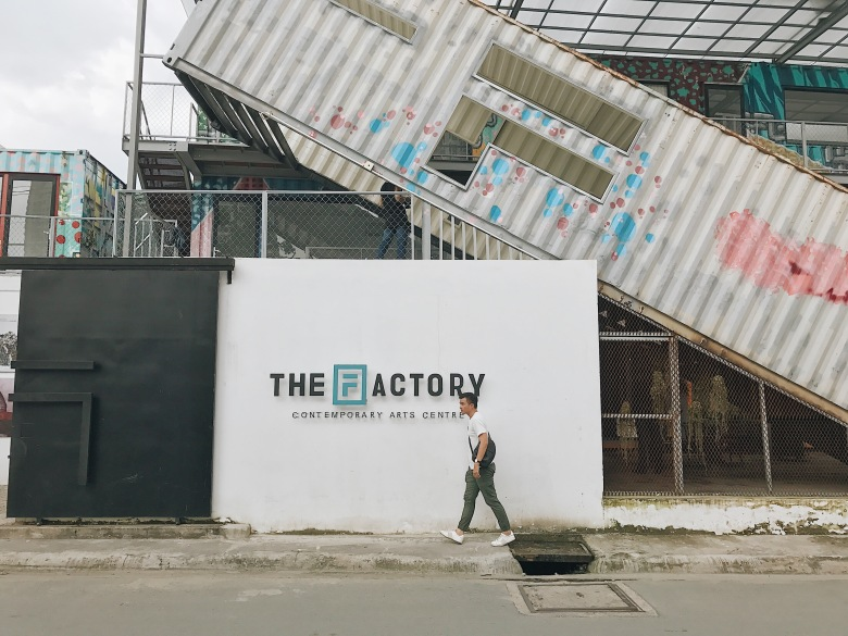 The Factory Contemporary Arts Centre