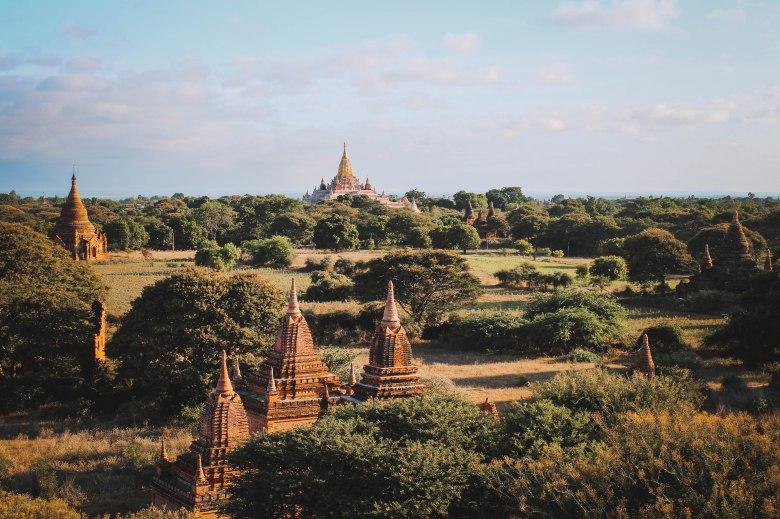 Bagan Bình Yên