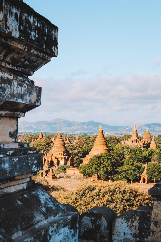 Bagan Màu nắng Shwesandaw