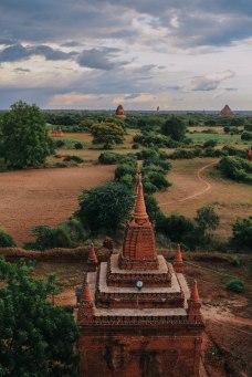 Bagan Myanmar Venturology Lý Thành Cơ Peaceful