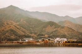 Hồ Kawaguchiko | Kawaguchiko Lake