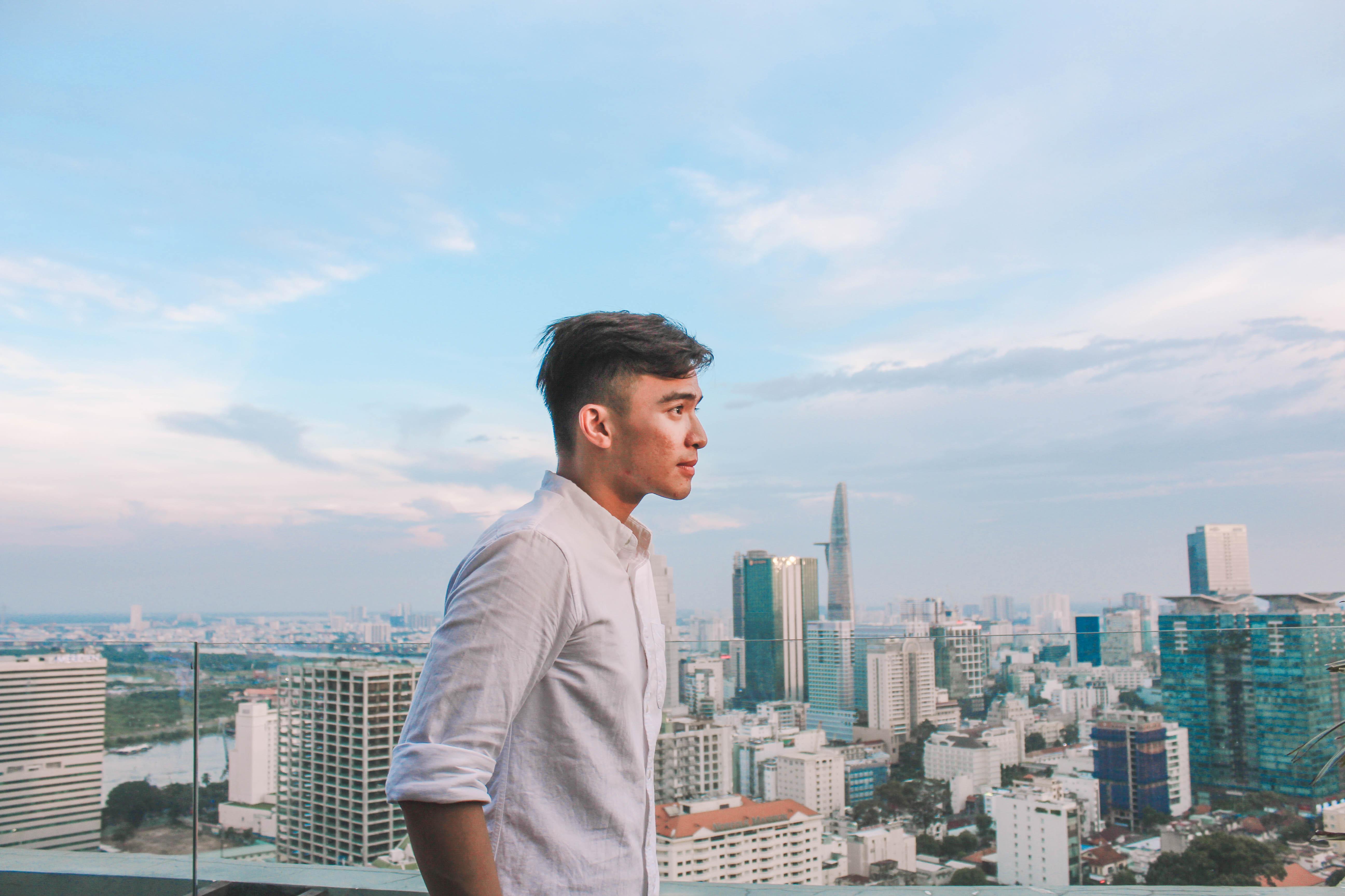Lý Thành Cơ Venturology Saigon Cityscape