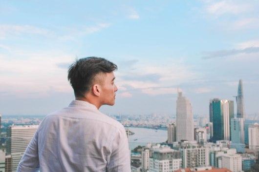 Lý Thành Cơ Venturology Saigon Skyline