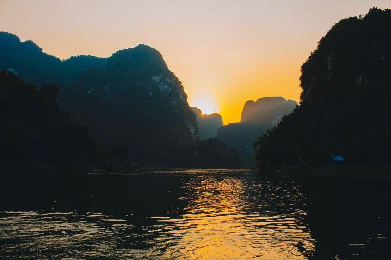 Ninh Binh Hoàng Hôn