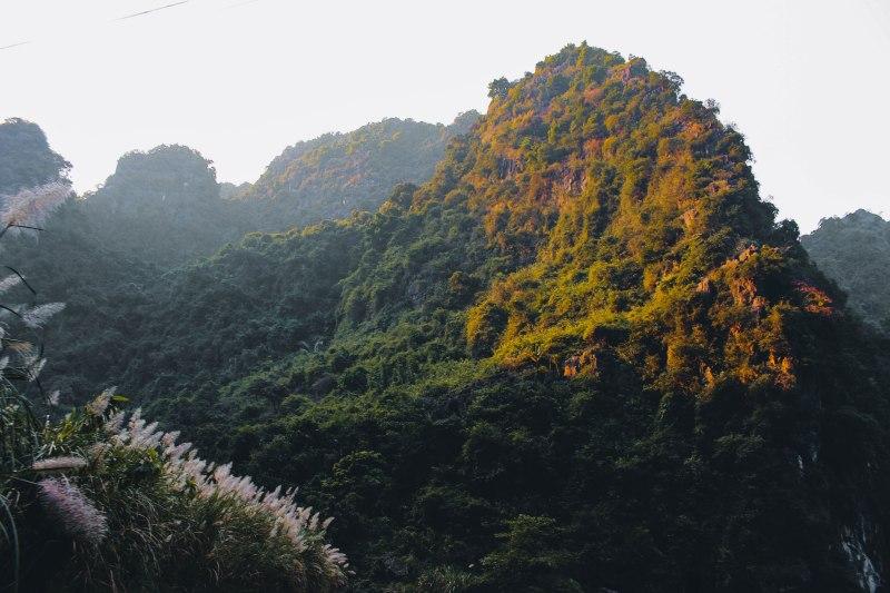 Núi Tràng An