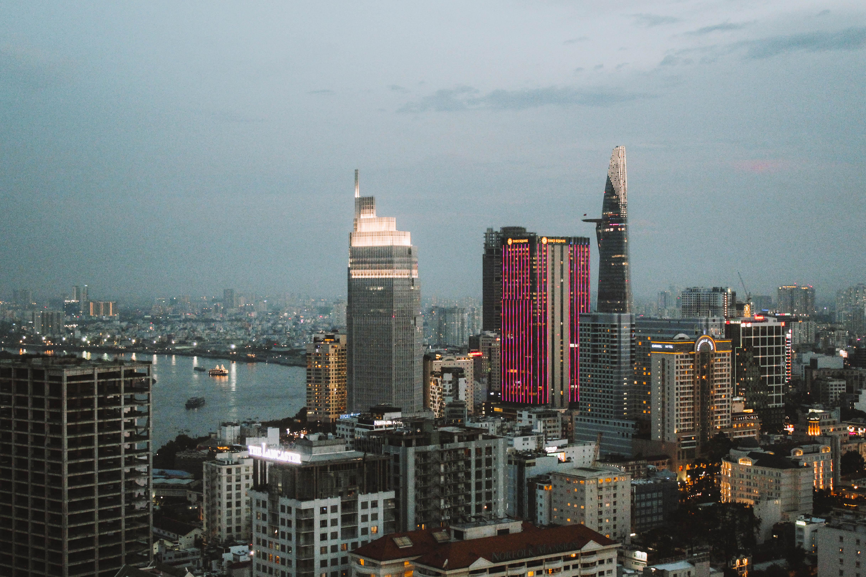 Saigon by night