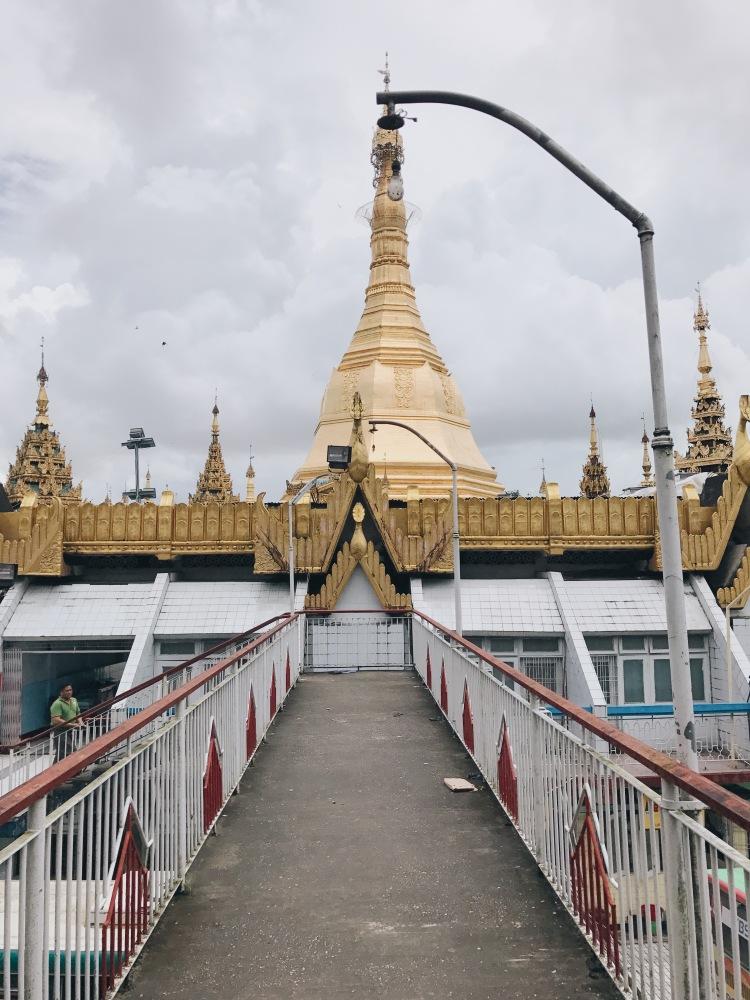 Sule Pagoda, Yangon