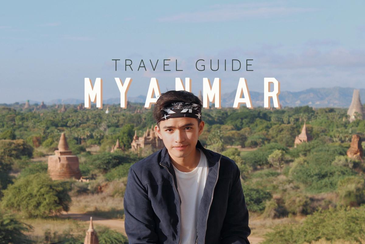 Sổ tay Xê dịch Myanmar | Travel Guide Myanmar