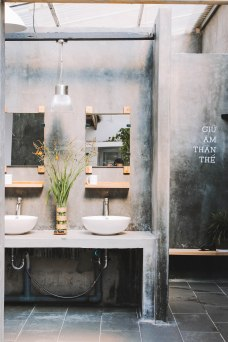 Bathroom Poshtel Dalat Homestay Đà Lạt