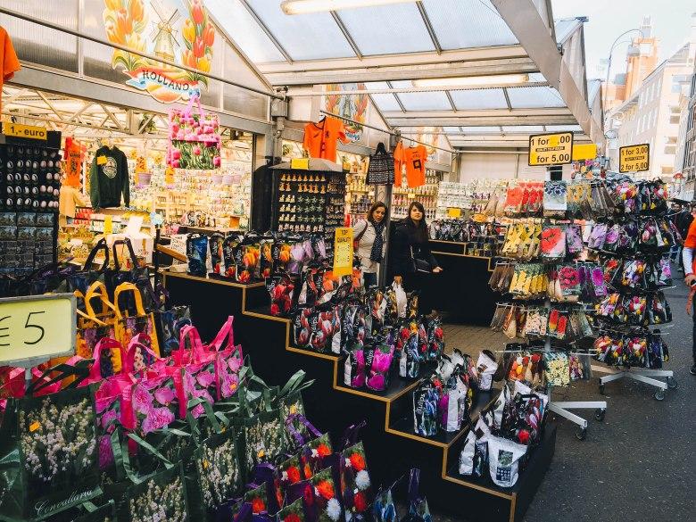 Bloemenmarkt shop