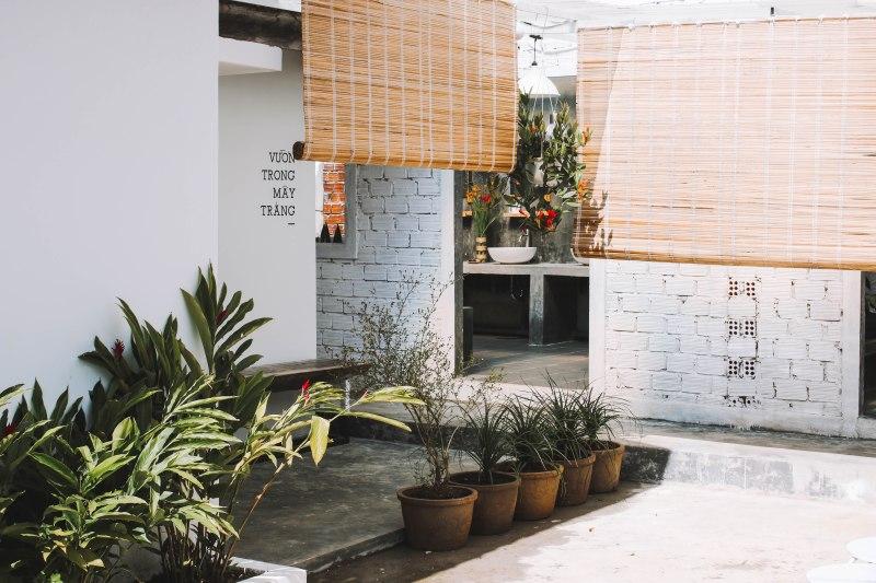 Garden Khu vườn Poshtel Dalat Homestay Đà Lạt