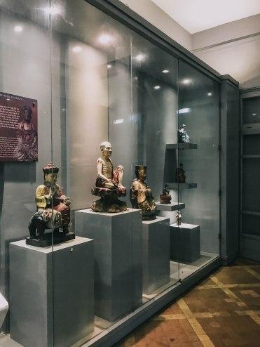 Khu trưng bày Bảo Tàng Mỹ Thuật Thành phố Hồ Chí Minh Fine Arts Museum