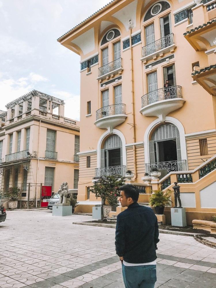 Lý Thành Cơ Bảo Tàng Mỹ Thuật Thành phố Hồ Chí Minh Fine Arts Museum