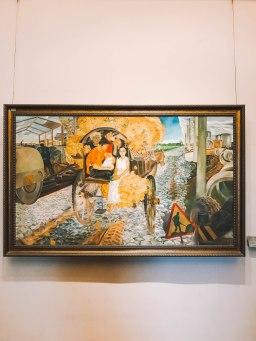 Painting Bảo Tàng Mỹ Thuật Thành phố Hồ Chí Minh Fine Arts Museum