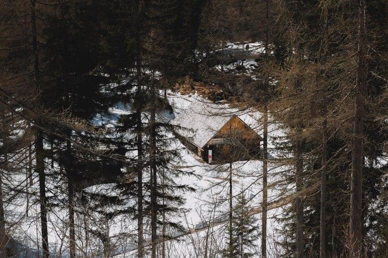 Salzkammergut Countryside Miền Quê Nước Áo Cabin